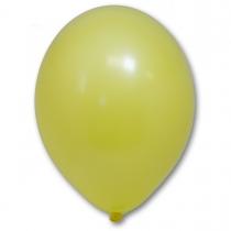 Латексные шары круглые 1102-0005 В105/006 Пастель желтый