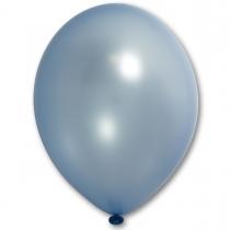 Латексные шары 1102-0216 В85/073 Металлик голубой