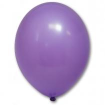 Латексные шары круглые без рисунка 1102-0180 в85/009 пастель лавандовый