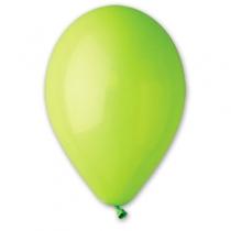"""Латексные шары круглые 1102-0270 И 10""""/11 Пастель светло-зеленый"""