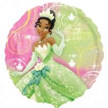 """Фольгированные шары с рисунком 1202-3184 а 18"""" уп hesaver принцесса тиана s60"""
