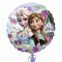 """Фольгированные шары 1202-3319 А 18"""" Disney Фроузен Анна и Эльза S60"""