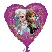 """Фольгированные шары 1202-3320 А 18"""" Disney Фроузен с любовью S60"""