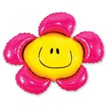 Фольгированные шары 1207-0492 Ф ФИГУРА/11 Цветок(FM)